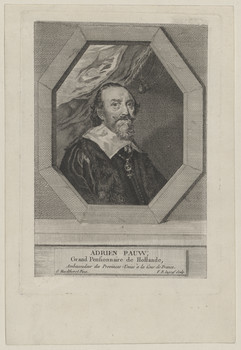 Adriaan Pauw door François Robert Ingouf (1762-1812)