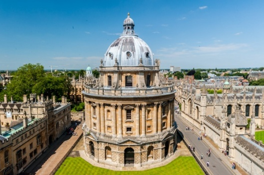 De Radcliffe Camera, Bodleian library Oxford