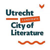 Logo van Utrecht candidate City of Literature
