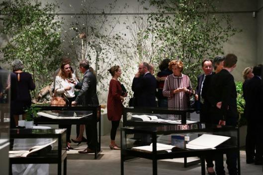 Kijkdag bij Christie's voor veiling van de bibliotheek der graven van Verne