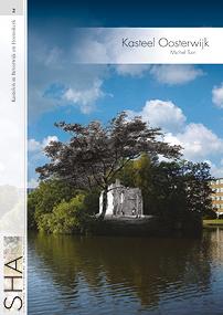 Vooromslag van boekje over 'Oosterwijk' door Michiel Tuin