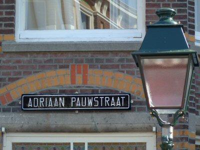 pauwstraat
