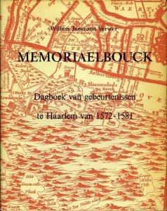 Vooromlag Memoriaelbouck van Verwer