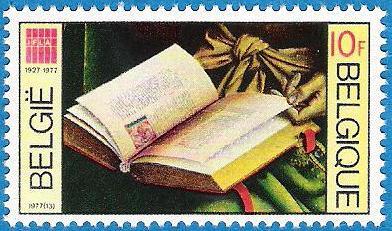 Gentpostzegel1977