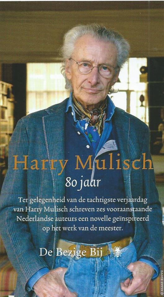 Mulisch80jaar