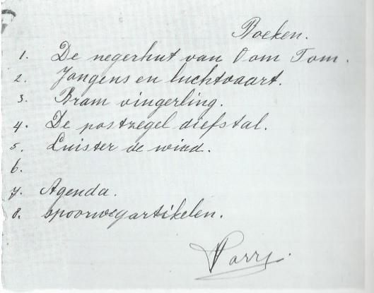 Mulischverlanglijst1939