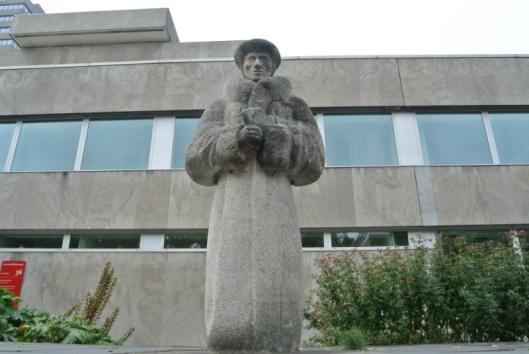 Erasmus beeld