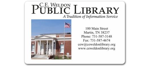 librarycardweldon